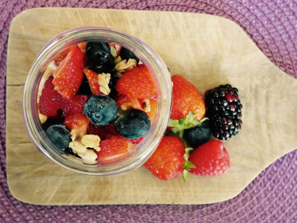 Berry & Yogurt Parfait